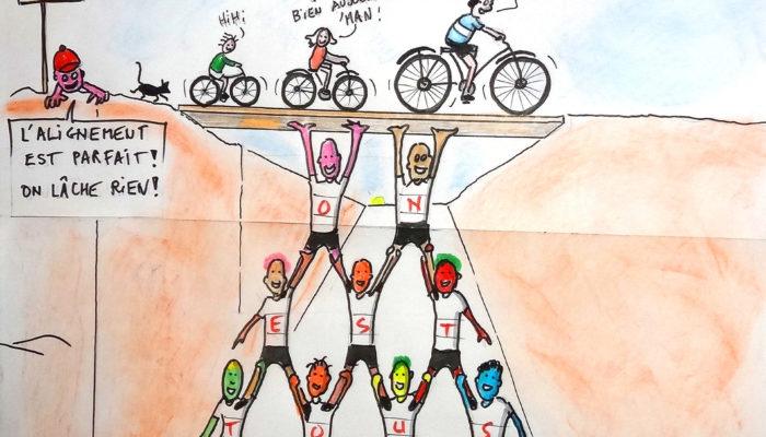 "amsara coaching - affiche/poster ""AGILITE"""